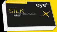 eye² silk toric 6er-Box