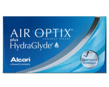 Air Optix plus HydraGlyde 3er
