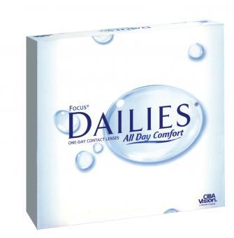 Focus Dailies 90er-Box