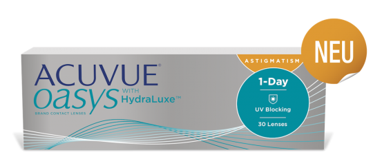 Acuvue Oasys 1 Day for Astigmatism 30er