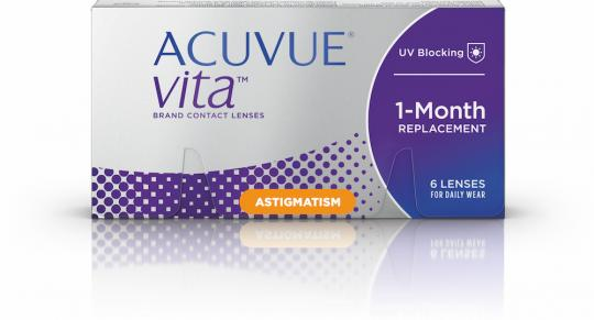 Acuvue Vita for Astigmatism 6er-Box