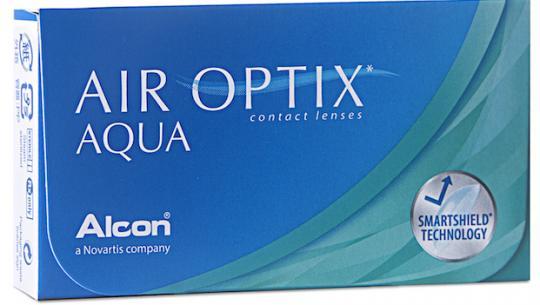 Air Optix Aqua 3er-Box
