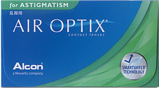 Air Optix Astigmatism 6er-Box