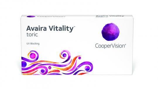 Avaira Vitality toric 3er-Box