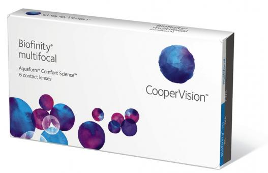 Biofinity Multifocal 6er-Box