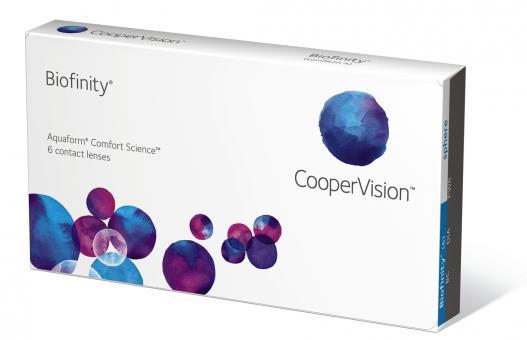 Biofinity - 6er