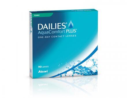 Dailies AquaComfort Plus Toric 90er-Box
