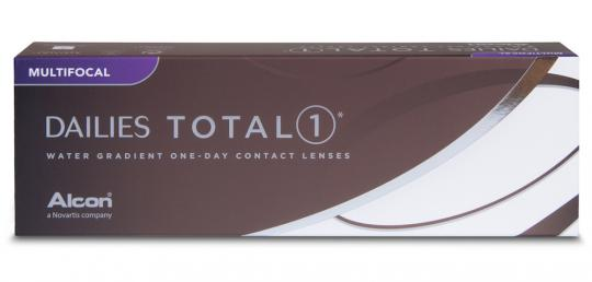 Dailies Total 1 Multifocal - 30
