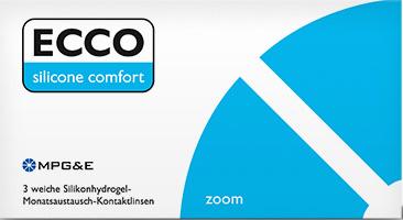 ECCO silicone comfort zoom 3er-Box