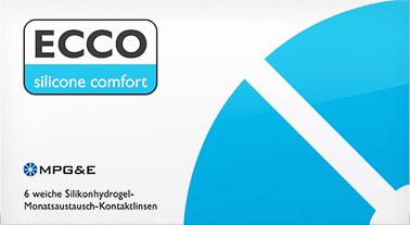 ECCO silicone comfort T 6er-Box