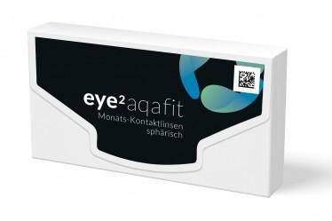 eye² AQAfit Sphärisch 6er-Box