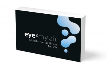 eye² MY.AIR torisch 6er-Box