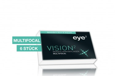 eye² Vision² Multifocal 6er-Box