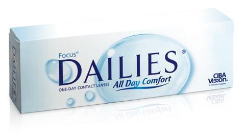 Focus Dailies 30er-Box