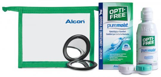 OPTI-FREE PureMoist TRAVEL PACK 1x90 ml
