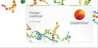 Proclear multifocal 6er-Box