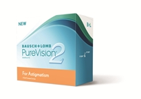 PureVision 2 HD for Astigmatism 6er (+ 2 Linsen extra)