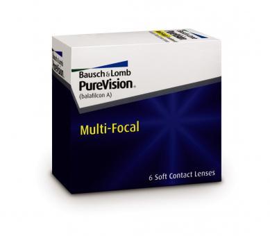 Purevision Multi-Focal 6er