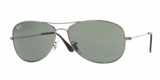 Ray-Ban RB 3362-004 Cockpit GUNMETAL