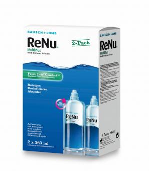 RENU Multiplus Fresh Lens Comfort 2x360 ml