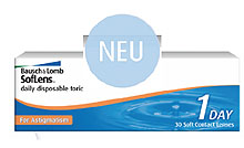 Soflens daily disposable toric for Astigmatism 30