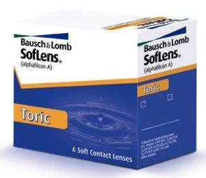 Soflens Toric 6er-Box