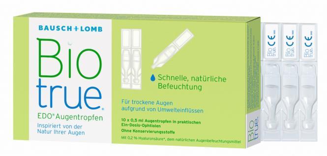 Biotrue Augentropfen EDO 10x0,5 ml
