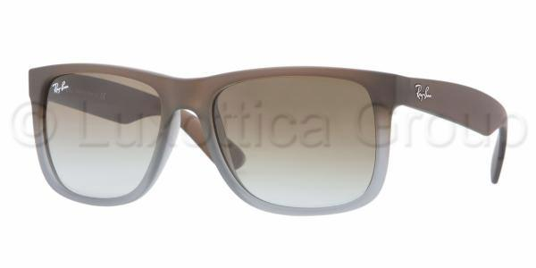 Ray-Ban Sonnenbrille Justin RB 4165 854/7Z Gr. 51 in der Farbe Brown Gradient tq5EESDuYY