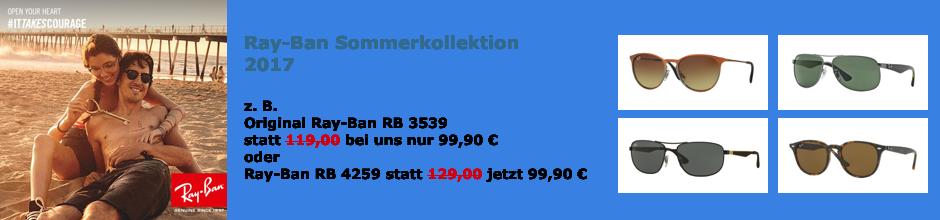 Rayban_Sommerkollektion